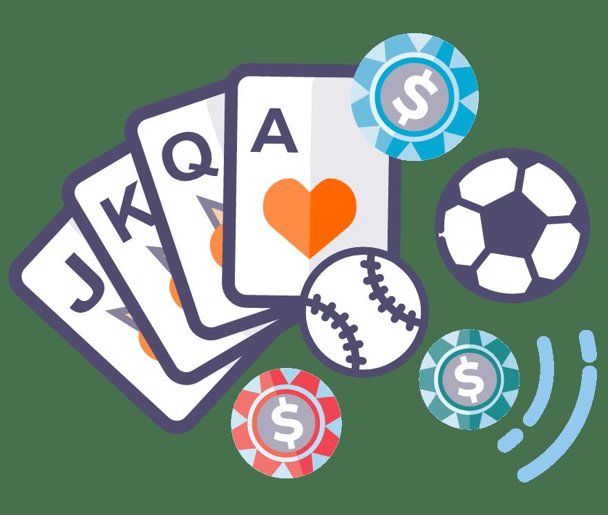 13 Beste Sports Betting Online Casinos im Jahr 2021