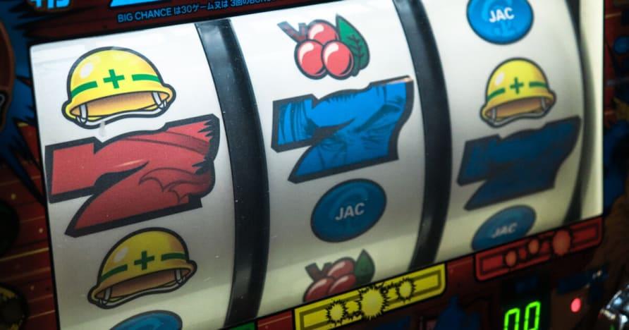 Arten von Spielautomaten