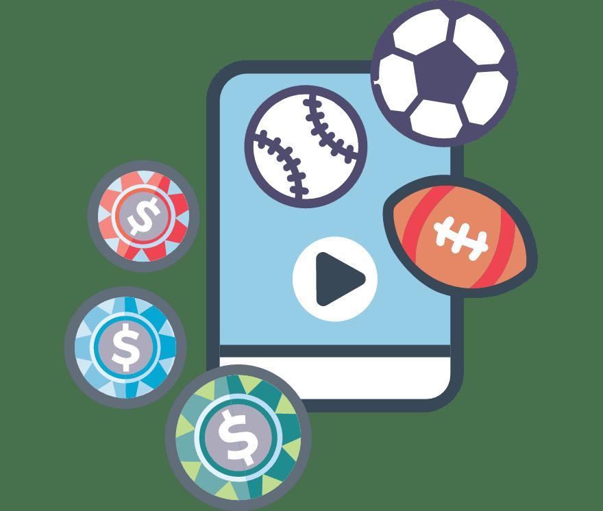 16 Beste Online-Wetten Online Casinos im Jahr 2021