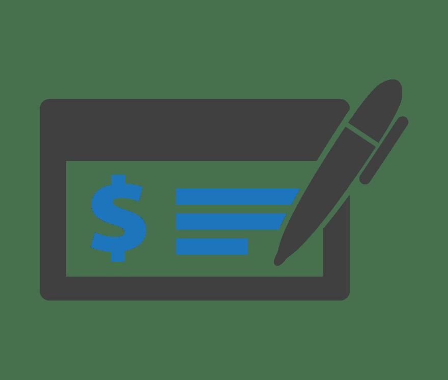 Online Casino Cheque