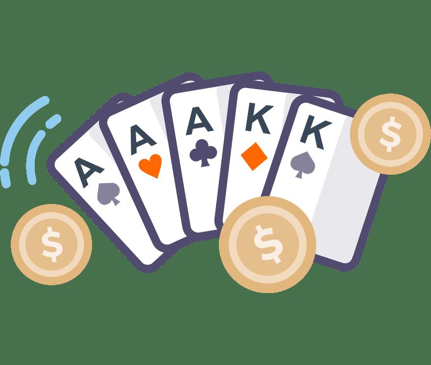 100 Beste Poker Online Casinos im Jahr 2021