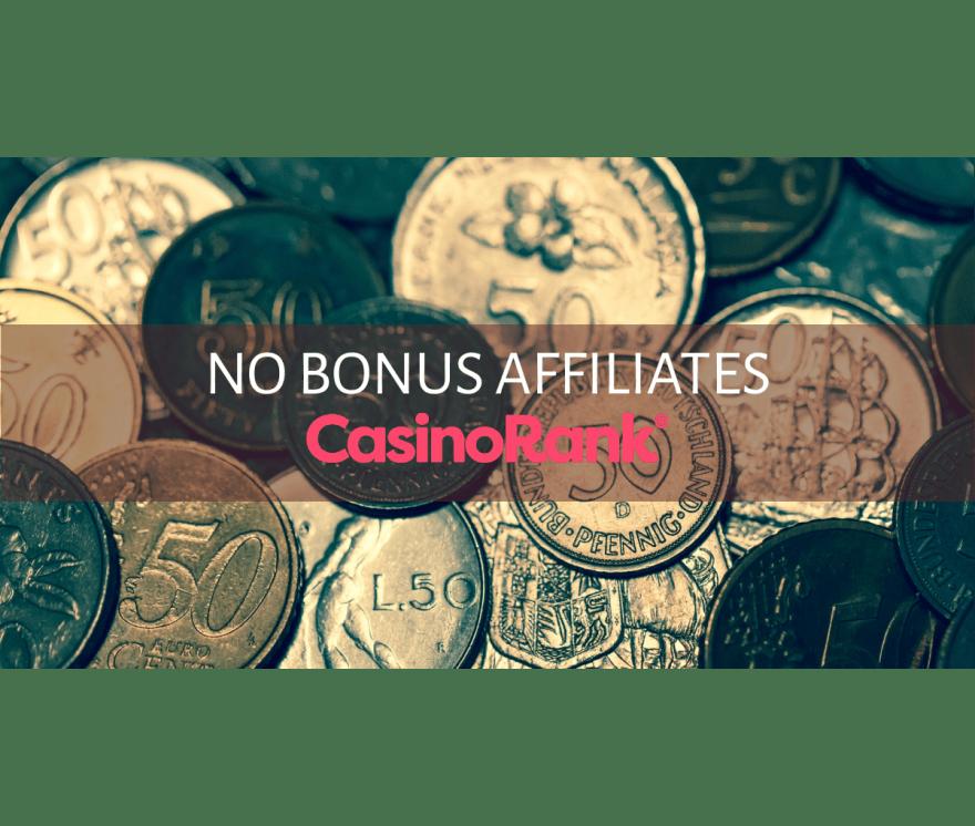 Beste No Bonus Affiliates Online Casinos