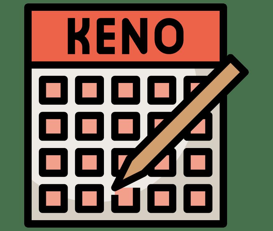 41 Beste Keno Online Casinos im Jahr 2021