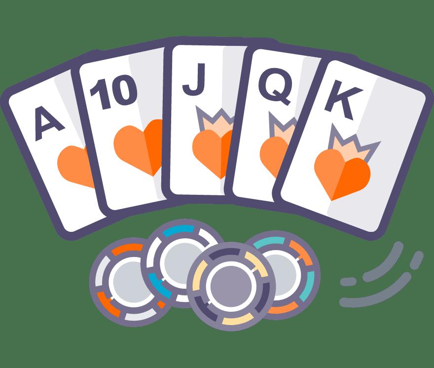 56 Beste Texas Holdem Online Casinos im Jahr 2021