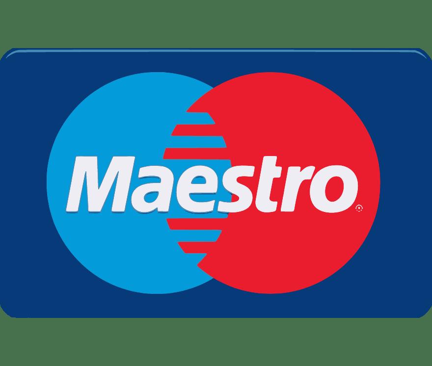 50 Online Casino Maestro
